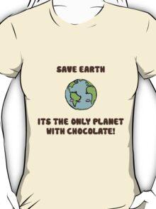 Save the chocolate T-Shirt
