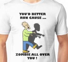 Zombie all T-Shirt