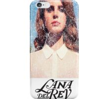 Lana Del Ray Weathered 2 iPhone Case/Skin