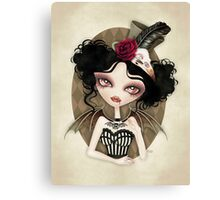 Countess Nocturne Canvas Print