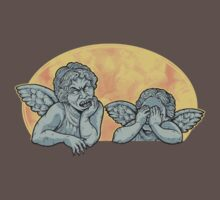 Weeping Cherubs by jkilpatrick