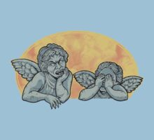 Weeping Cherubs Kids Clothes