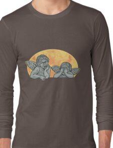 Weeping Cherubs Long Sleeve T-Shirt