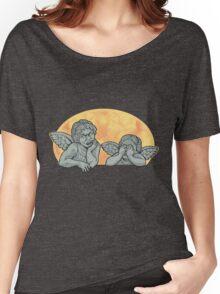 Weeping Cherubs Women's Relaxed Fit T-Shirt