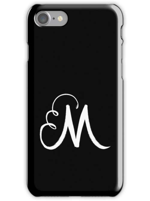 The Letter M by alphabeautiful