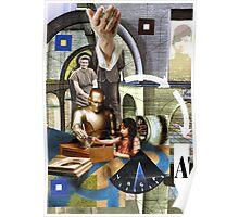 Luddites Apprentice. Poster