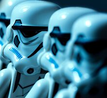 Lego Storm Troopers by CustomBuild