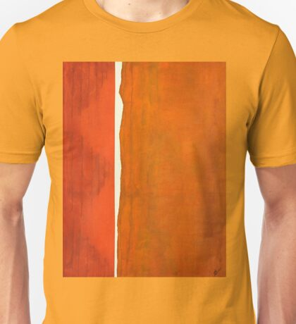 A Crack in Everything original painting Unisex T-Shirt
