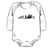 Motorcycle Evolution One Piece - Long Sleeve