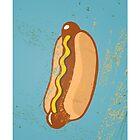 Hot Dog by Winternator