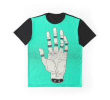 THE HAND OF DESTINY / LA MANO DEL DESTINO Graphic T-Shirt