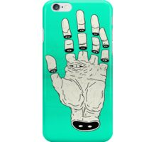 THE HAND OF DESTINY / LA MANO DEL DESTINO iPhone Case/Skin