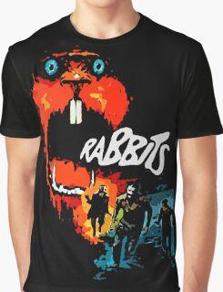 Rabbits ! Graphic T-Shirt