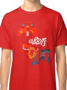 Rabbits ! Classic T-Shirt