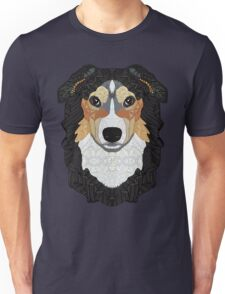 Zeke - mountain dog Unisex T-Shirt
