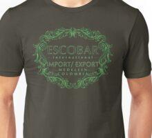 Escobar Import and Export Mint Glow Unisex T-Shirt