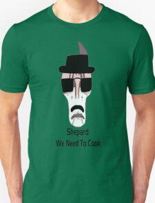 Breaking Effect: Mordin Solus Unisex T-Shirt