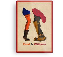 Pond & Williams Metal Print