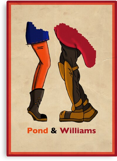 Pond & Williams by sophiedoodle