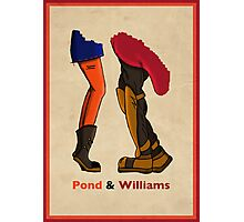 Pond & Williams Photographic Print