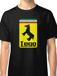 The Lego Ferrari Logo Classic T-Shirt