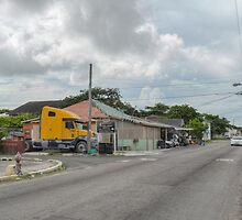 Mount Royal Avenue & Tenwich Street in Nassau, The Bahamas by Jeremy Lavender Photography