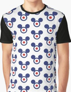 Mickey Mod Graphic T-Shirt