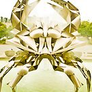 untitled - stainless steel crab by jackson photografix