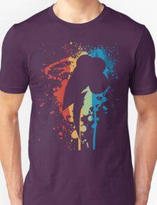 RD Paint Drops Unisex T-Shirt