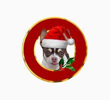 Christmas Chihuahua Dog Unisex T-Shirt