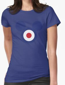 Mickey Mod Womens Fitted T-Shirt