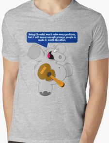 Being Cheerful Won't Solve Every Problem, But It Will Annoy Enough Grumpy People To Make It Worth The Effort T-Shirt