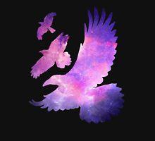 Divergent Raven Tattoo Galaxy Unisex T-Shirt