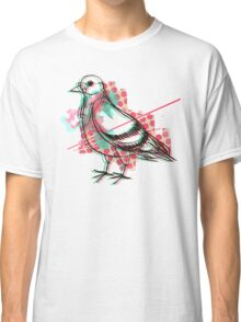 Party Pigeon Classic T-Shirt