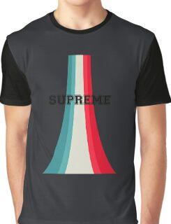 Paris Supreme Graphic T-Shirt