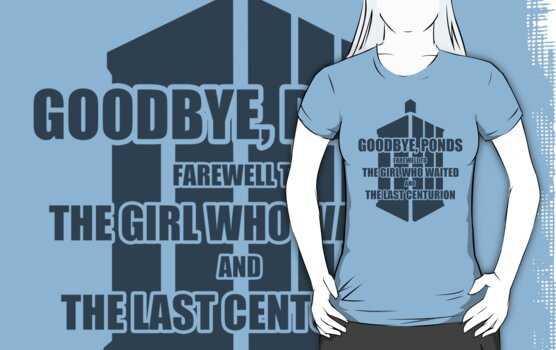 Goodbye, Ponds (light shirt) by fishbiscuit