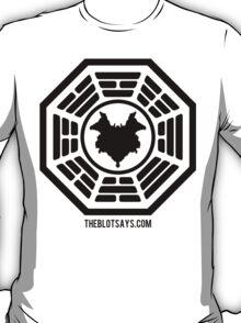 The Blot Initiative (Black) T-Shirt