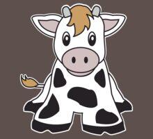 cute cow Kids Clothes