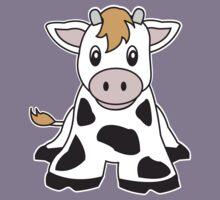 cute cow Kids Tee