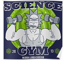 Science Gym Poster