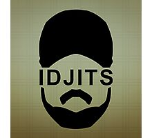 Idjits Photographic Print