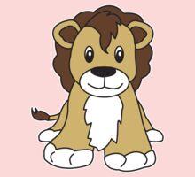 lion cute animal Kids Clothes