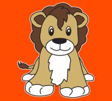 lion cute animal Kids Tee