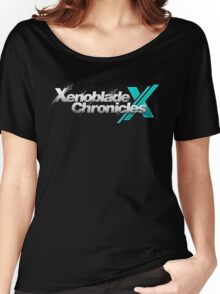 Xenoblade Chronicles X Women's Relaxed Fit T-Shirt
