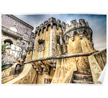 The Pena National Palace, Sintra - Portugal XII Poster
