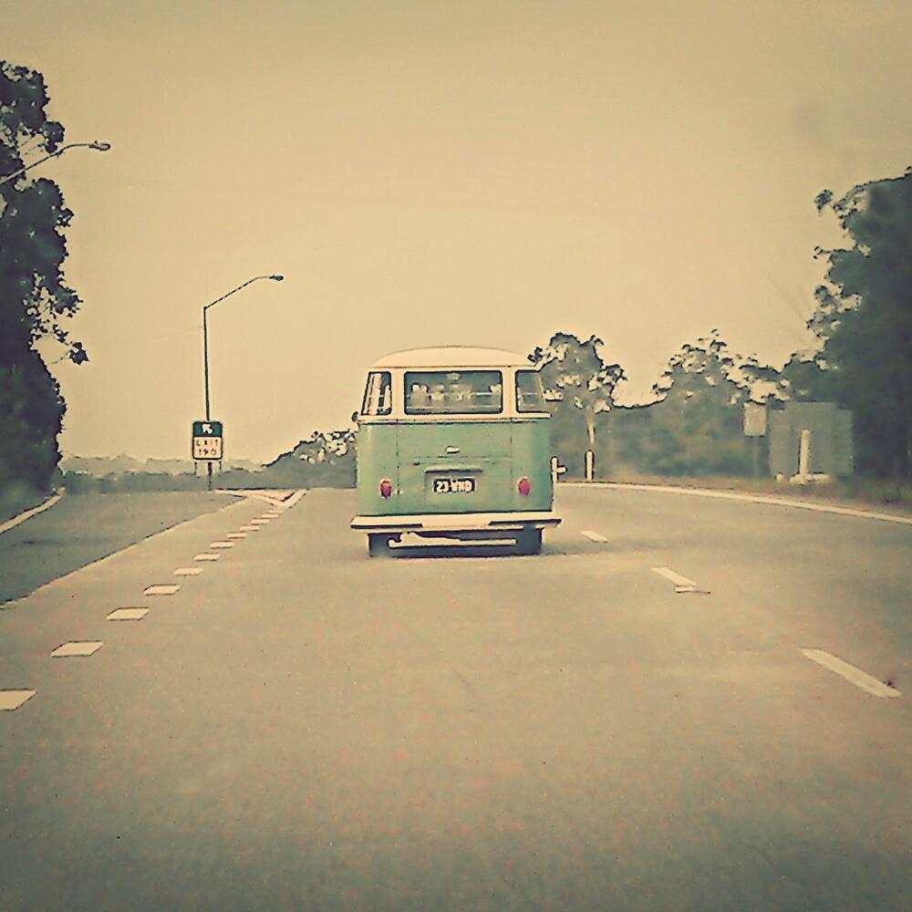 Hit The Road... by Carol Knudsen