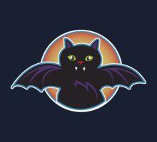cute bat Kids Tee
