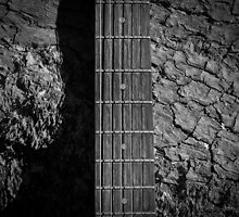 Music Nature: Guitar 8 by RedKitchen