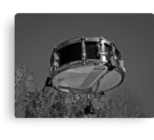 Music Nature: Snare 3 Canvas Print