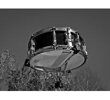 Music Nature: Snare 3 Photographic Print